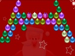 Bubble-game-with-christmas-balls