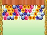 Bubble-game-with-flowers
